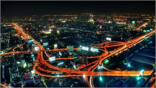 Bangkok by VitaliyTeslya