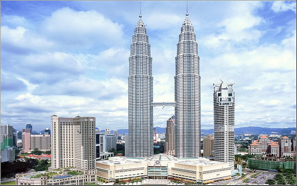 Kuala Lumpur by Vitaliy Teslya