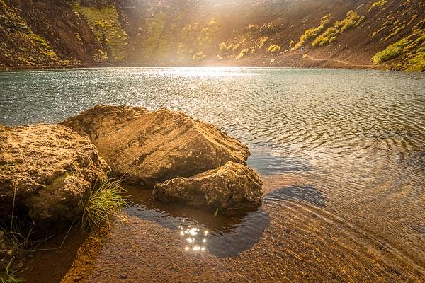 Iceland Golden triangle by VitaliyTeslya