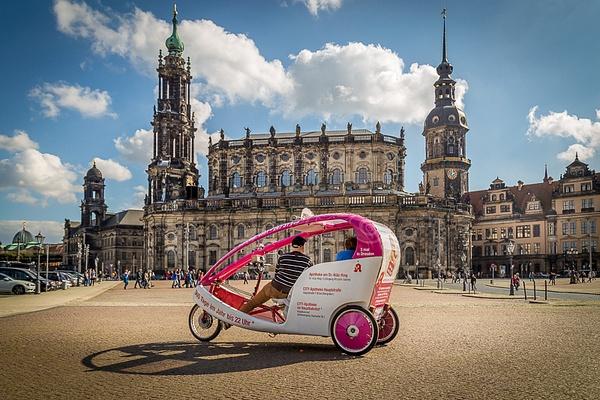 Dresden by Vitaliy Teslya