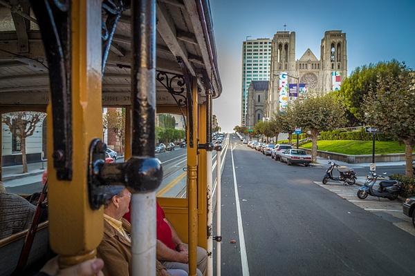 San Francisco by Vitaliy Teslya