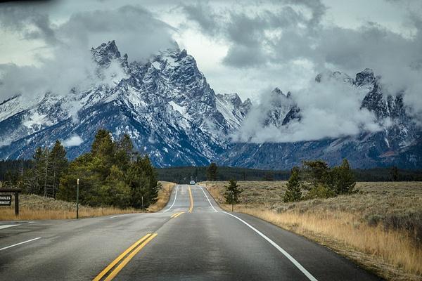 Yellowstone by VitaliyTeslya