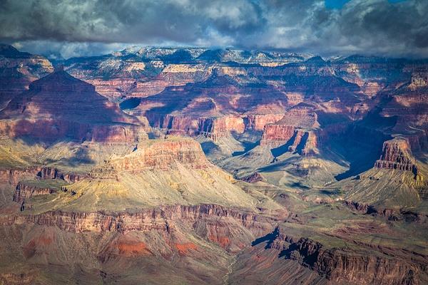 Grand Canyon by VitaliyTeslya