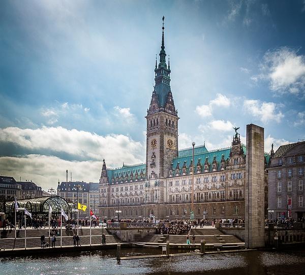 Hamburg by Vitaliy Teslya