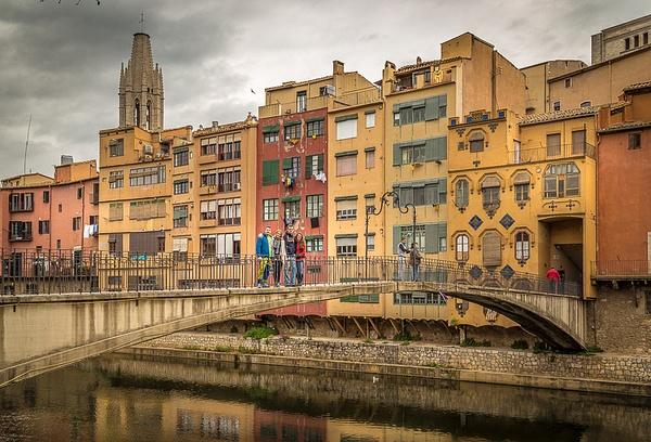 Girona by VitaliyTeslya
