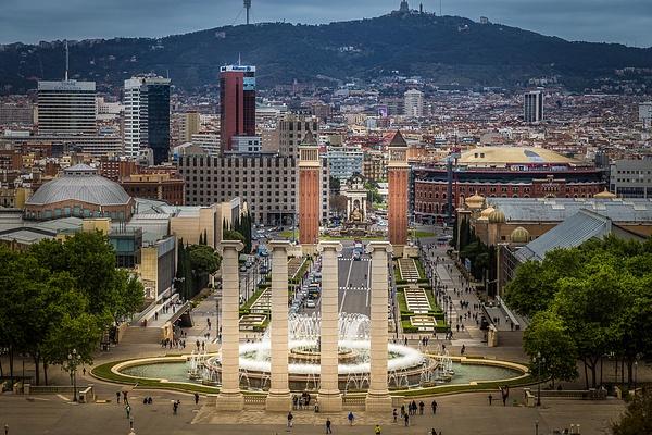 Barcelona by Vitaliy Teslya