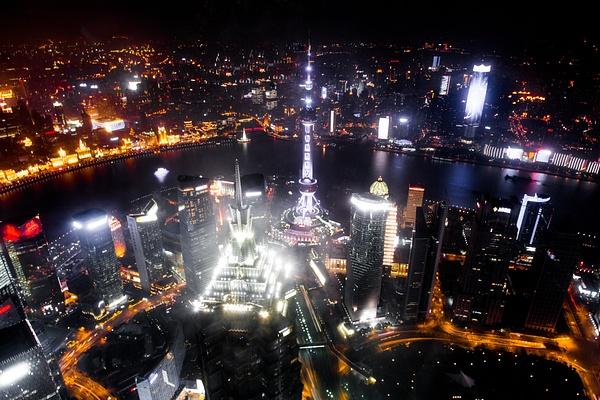 Shanghai by Vitaliy Teslya