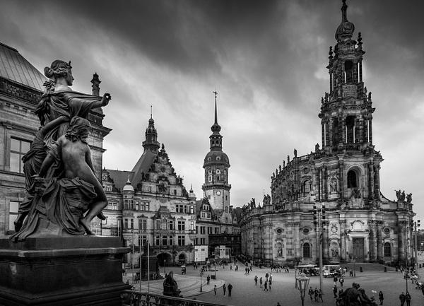 Dresden 2017 by Vitaliy Teslya