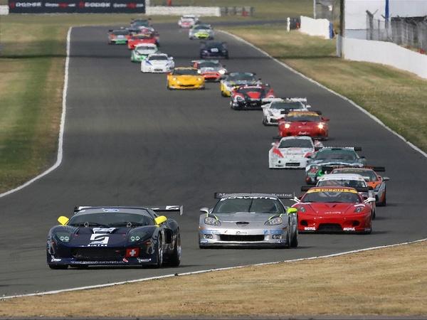 Auto racing by KassandraHartwick