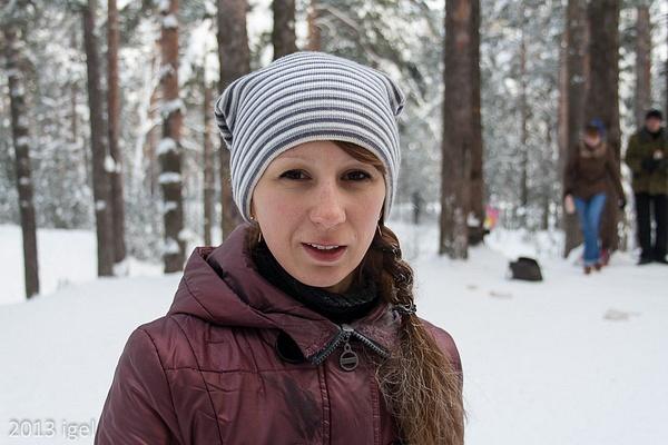 2013-01-20 Покатушки by Eugene Redkin