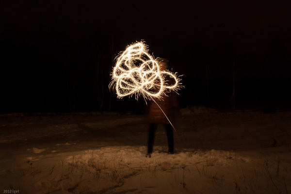 2012-12-08 Fireworks by Eugene Redkin