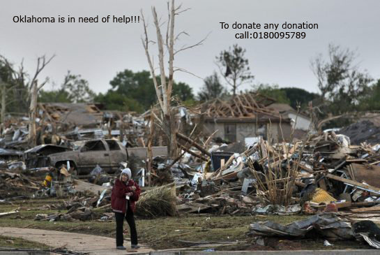 Help oaklahoma!!! by RicardoMoreno