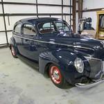 1940 Mercury Sedan