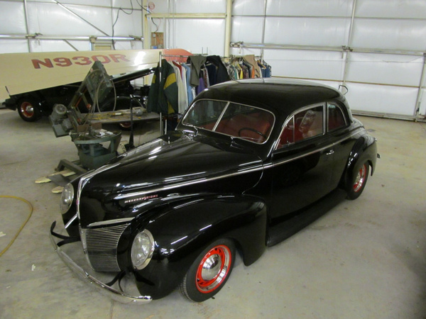 1940 Mercury Coupe by jgrizzle