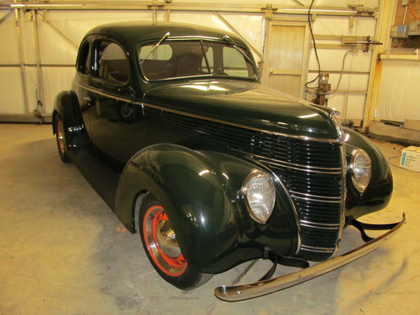 1938 Ford by jgrizzle
