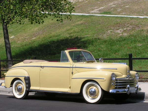 1947 Ford Conv by jgrizzle