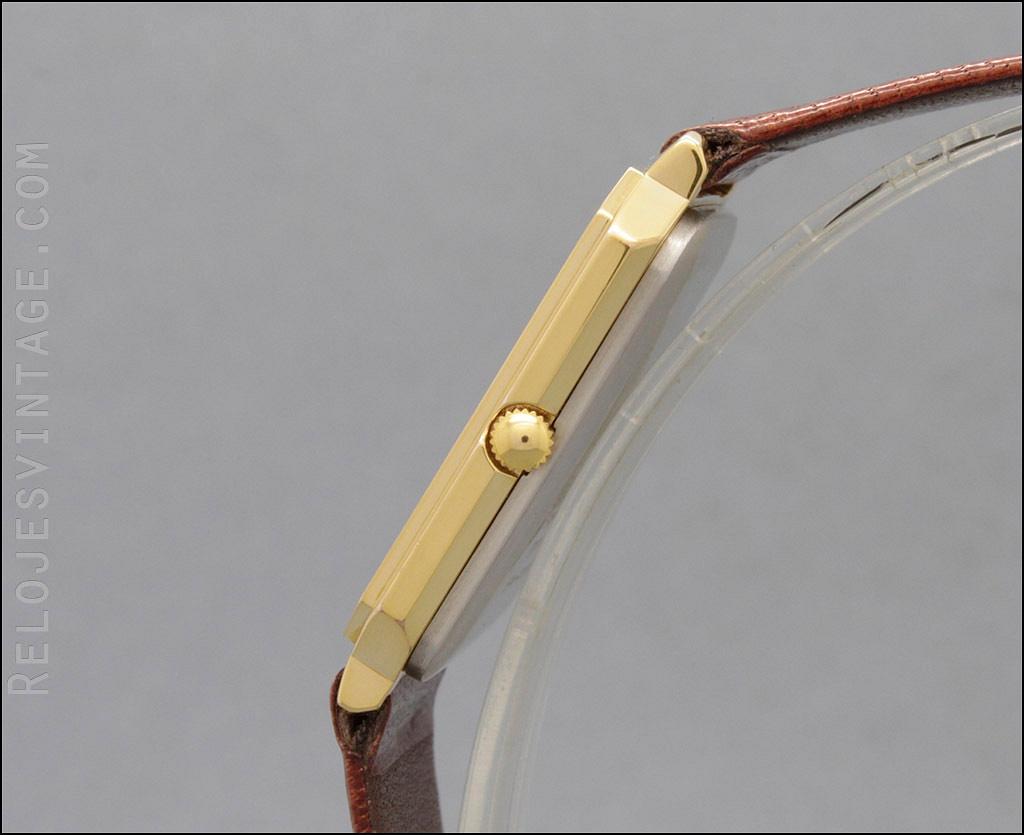 8bd0f0774ce Certina Kurth Freres quartz 80s vintage watch Certina 111 ETA Swiss  movement goldfilled 1
