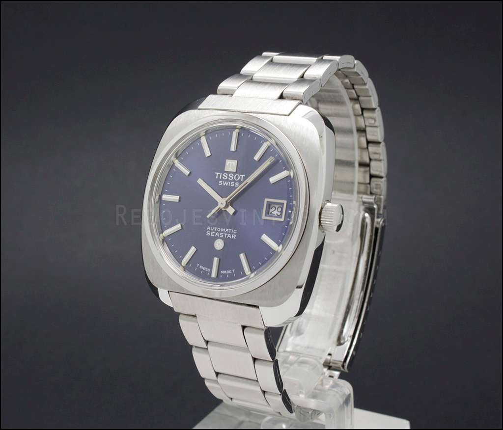 07a01f27e Tissot Seastar NOS new old stock automatic vintage watch...