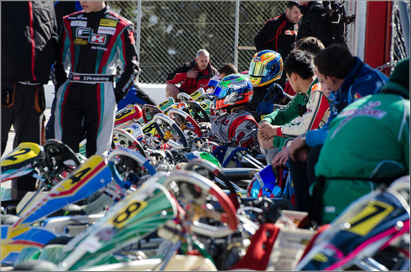 Example Rotax Winter Cup 2013 by SergeyBogomolov by...