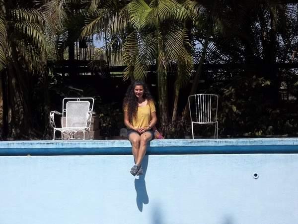 Hemingway's pool