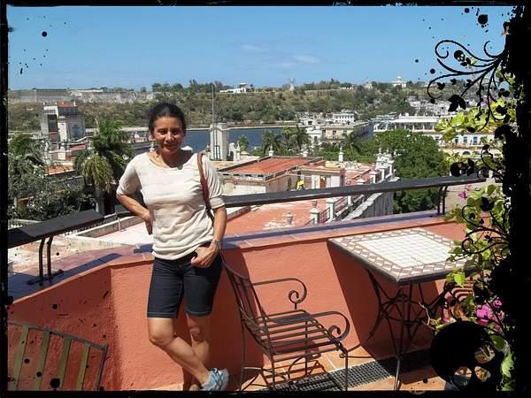 Roof of Ambos Mundos hotel