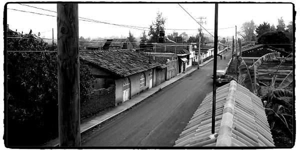 Street where we live.