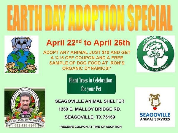 Earth Day Special by SeagovilleAs
