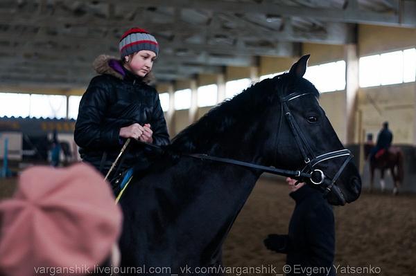 2013-02-17_Katanie na Loshadyah by EvgenyYatsik