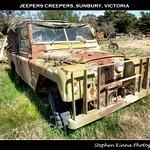 Derelict skippy