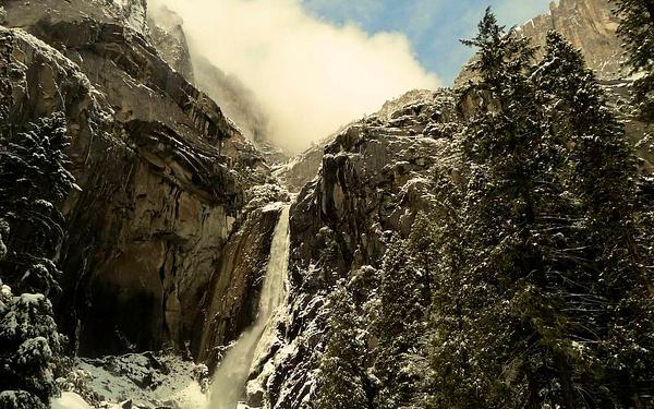 Winter in Yosemite - 2011 by DaveWyman