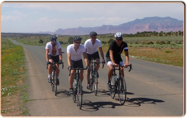 Rapha Continental -The Navajo Nation Ride by DaveWyman