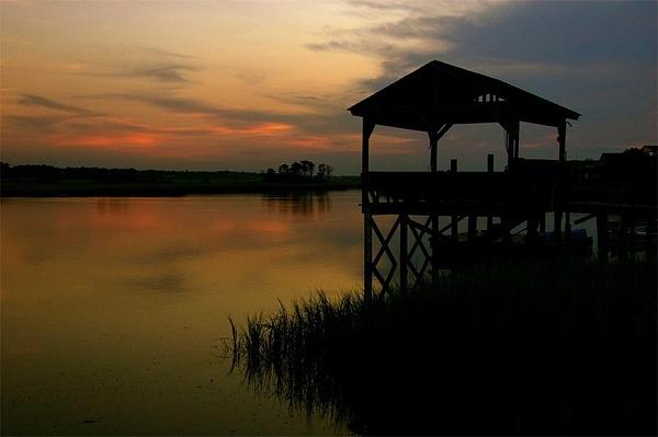 The Tidelands of South Carolina by DaveWyman