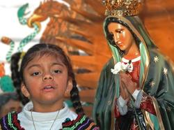 The Dark Virgin - The Virgin of Guadalupe Festival