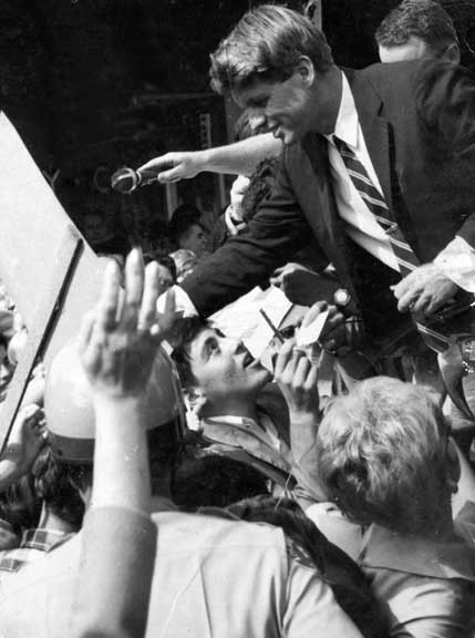 Adoration - Robert F. Kennedy by DaveWyman