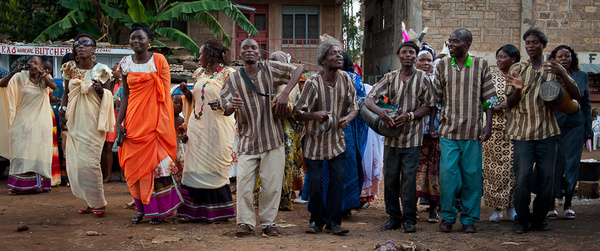 2011_05_3_Африканская свадьба: мечеть by Anatoly Strunin