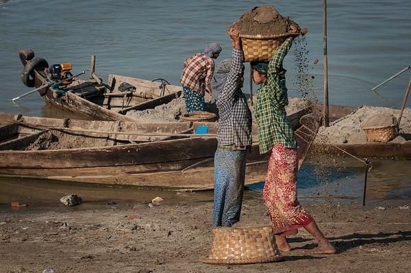 008 Бирма Мандалай река Иравади by Anatoly Strunin 20111209-23