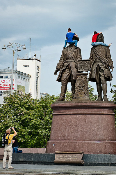 2011_06_Екатеринбург Свердловской.. by Anatoly Strunin