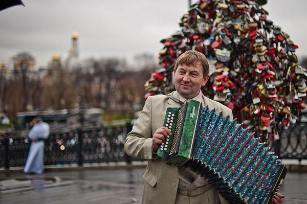2010_10_Московская осень by Anatoly Strunin