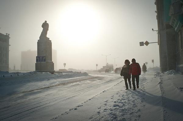 2011_03_Город, который не отпускает by Anatoly Strunin