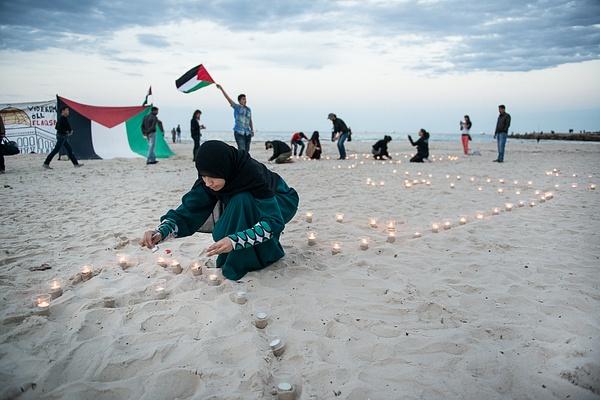 2013_03_Тунис_митинг палестинцев в Сусе by Anatoly Strunin