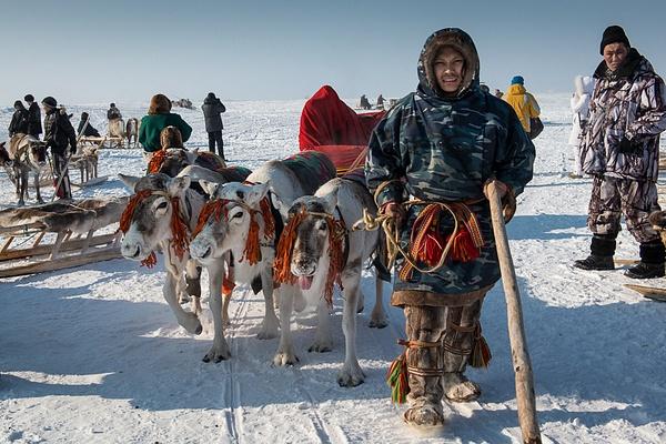 2013_03_Лучший праздник года – день оленевода!.. by Anatoly Strunin