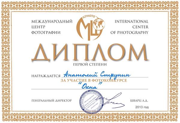 2013_07_Диплом by Anatoly Strunin