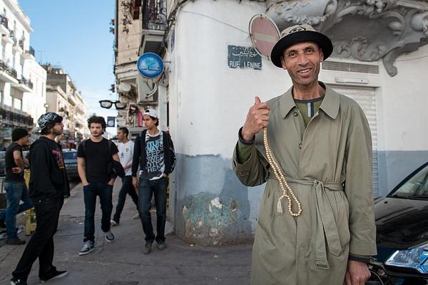 2013_09_В Тунисе на улице Ленина by Anatoly Strunin