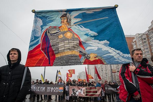 2013_11_О чем поспорили Алексей Навальный с Борисом Акуниным by Anatoly Strunin