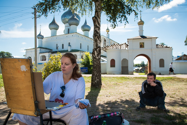 2012_08_На 'Золотом кольце' сидели... by Anatoly Strunin