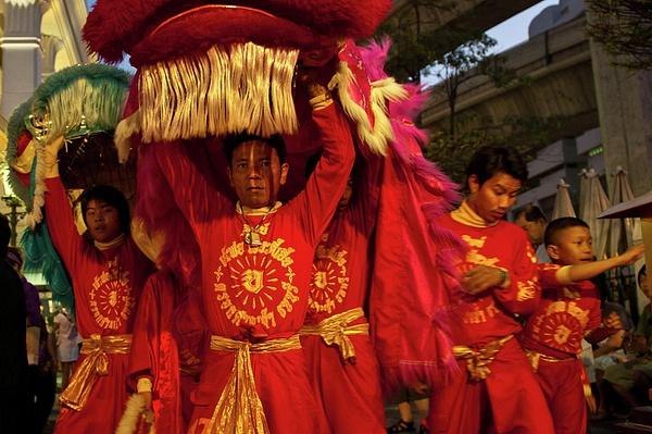 2011_12_Зимним вечером в Бангкоке by Anatoly Strunin