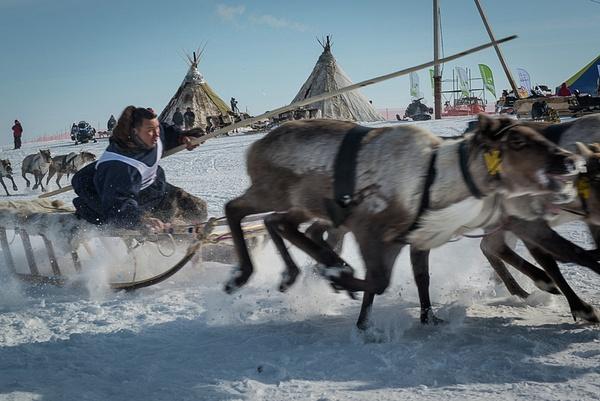 2014_04_Салехардские зимние игры by Anatoly Strunin