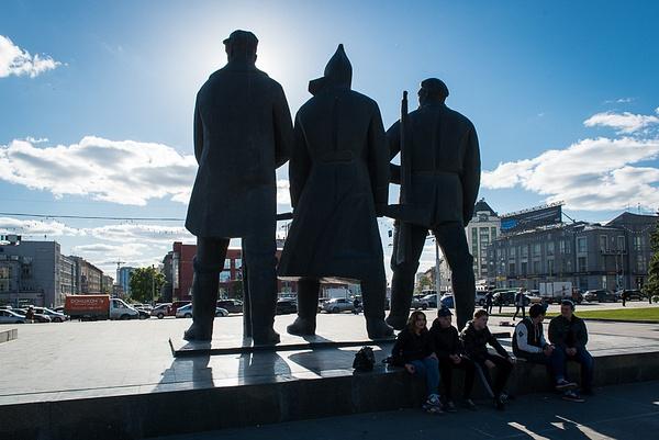 2014_06_Новосибирск - город из прошлого by Anatoly Strunin