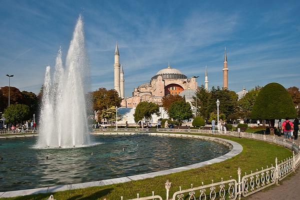 2014_12_Стамбульские открытки. Музеи и храмы by Anatoly Strunin