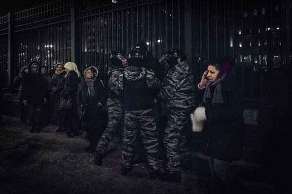 2014_12_Москва, Манежка, 30.12.2014 by Anatoly Strunin